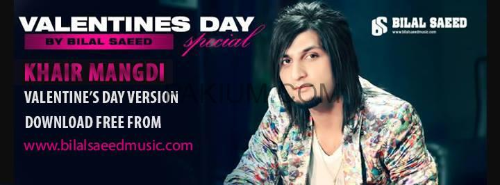 bilal-saeed-khair-mangdi-valentine-version