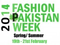 fashion pakistan week fpw 2014