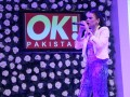 Zoe Viccaji during her musical performance at the OK! Pakistan launch event (2)