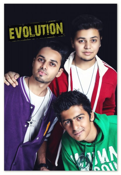 EVOLUTION-band