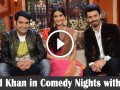 Fawad Khan in comedy nights with Kapil, Watch full show online