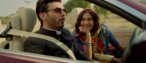 fawad khan wants to bring sonam kapoor to Pakistan