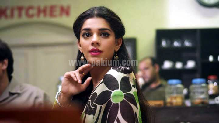 Sanam Saeed in Bollywood Film