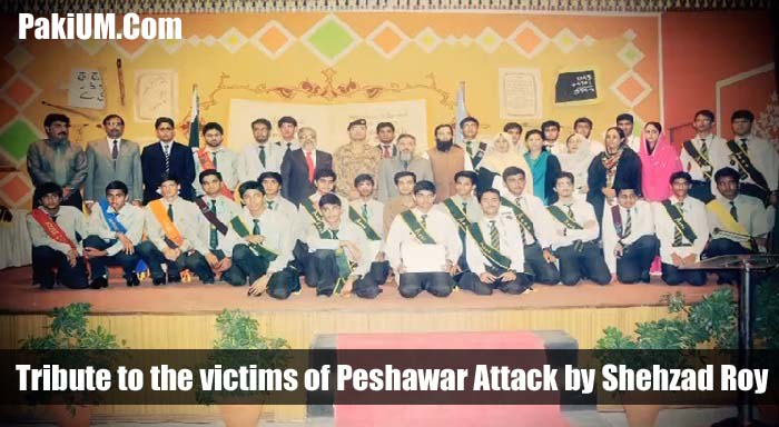 Aps Peshawar Attack Song MP3 Download